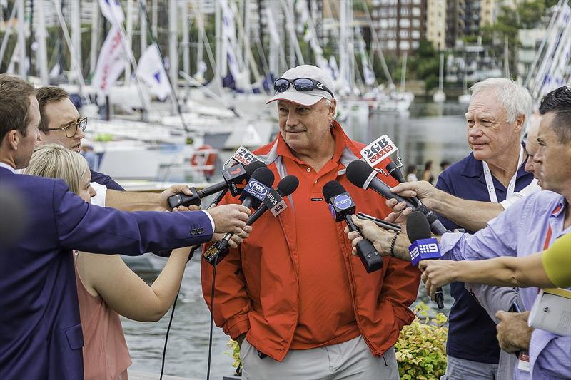 Sail-World interview with Iain Murray on SailGP success